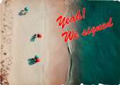 we signed - Tourism Plastic Pledge 2019